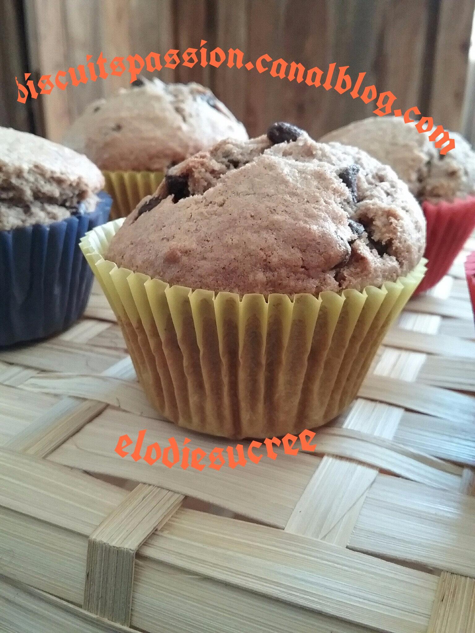 Petits gâteaux aux pépites de chocolat ( utiliser vos blancs d'oeufs )