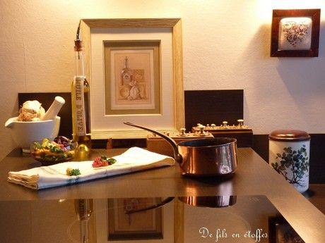 Déco cuisine provençale