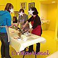 Atelier 100% chocolat à la médiathèque d'isbergues