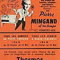 Hommage à Pierre Mingand