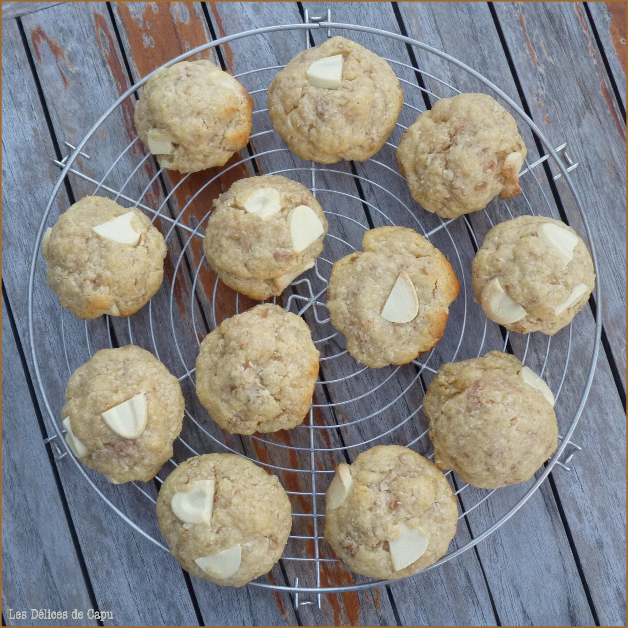 Cookies noix de coco1