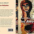 Les antipodes, le nouveau roman de désirée boillot : exotisme garanti !