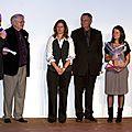 Rappel du palmarès du prix international théophile legrand de l'innovation textile depuis sa création en 2009