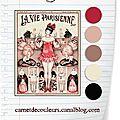 Page #61 du carnet de couleurs