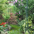 le jardin ......