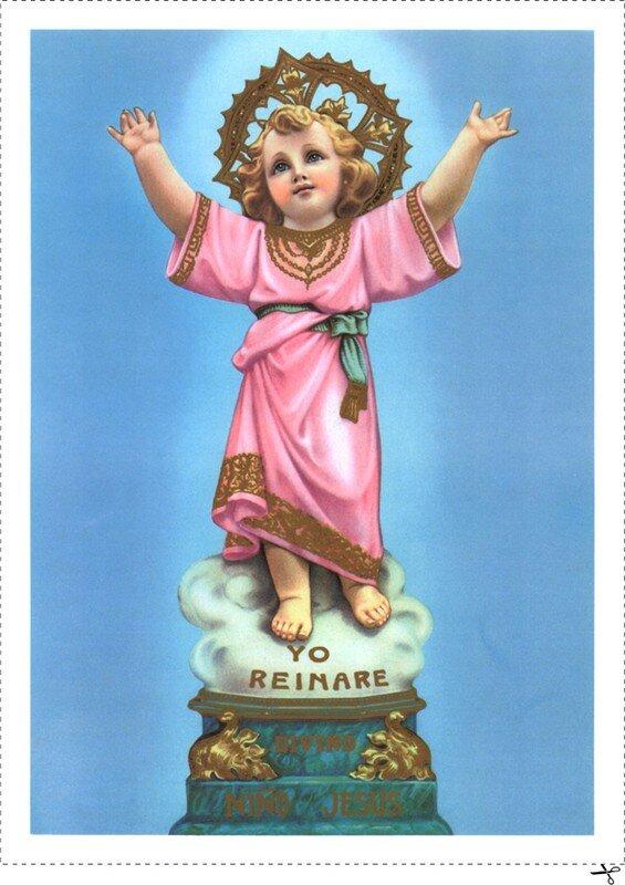 Enfant Jésus de Bogota