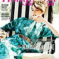 Shailene Woodley Hollywood Reporter cover