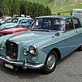 Wolseley 6/99, 1959 à 1961