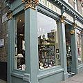 Londres (2ème partie) : magasins de fournitures créatives