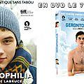 Concours gerontophilia : 3 dvd décidacées à gagner du film choc de brucela bruce