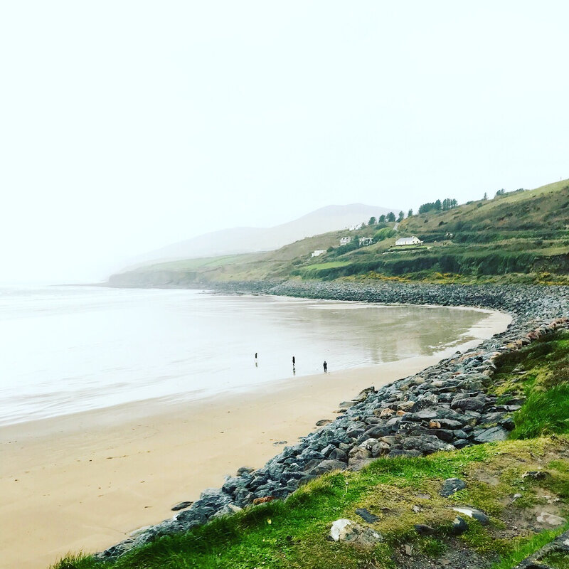 Inch Beach près de Dingle ©Kid Friendly