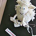 Germaine, le mouton de marion