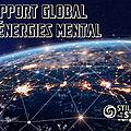 ➡️Rapport global sur l'énergie mentale : Impact des Méditations