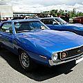 <b>American</b> <b>Motors</b> Javelin AMX hardtop coupe 1973-1974