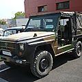 PEUGEOT P4 véhicule léger tout terrain