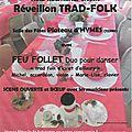 Reveillon trad'auzitaines 31 décembre 2014