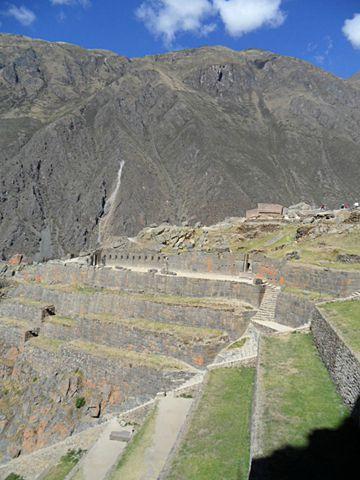 OLLANTAYTAMBO: forteresse inca
