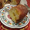 BUNDT CAKE AUX PÊCHES 044