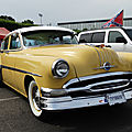 PONTIAC Star Chief 4door Sedan 1954