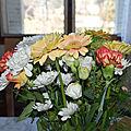 <b>bouquet</b> du 8 avril