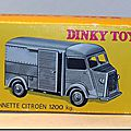 Dinky Atlas Citroën Type H A 07