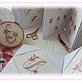 Carnet d'Echantillons 01 - Les <b>Alphabets</b>