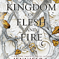 {<b>Cover</b> <b>Reveal</b>} - From Blood and Ash#2 : A Kingdom of Flesh and Fire, Jennifer L. Armentrout
