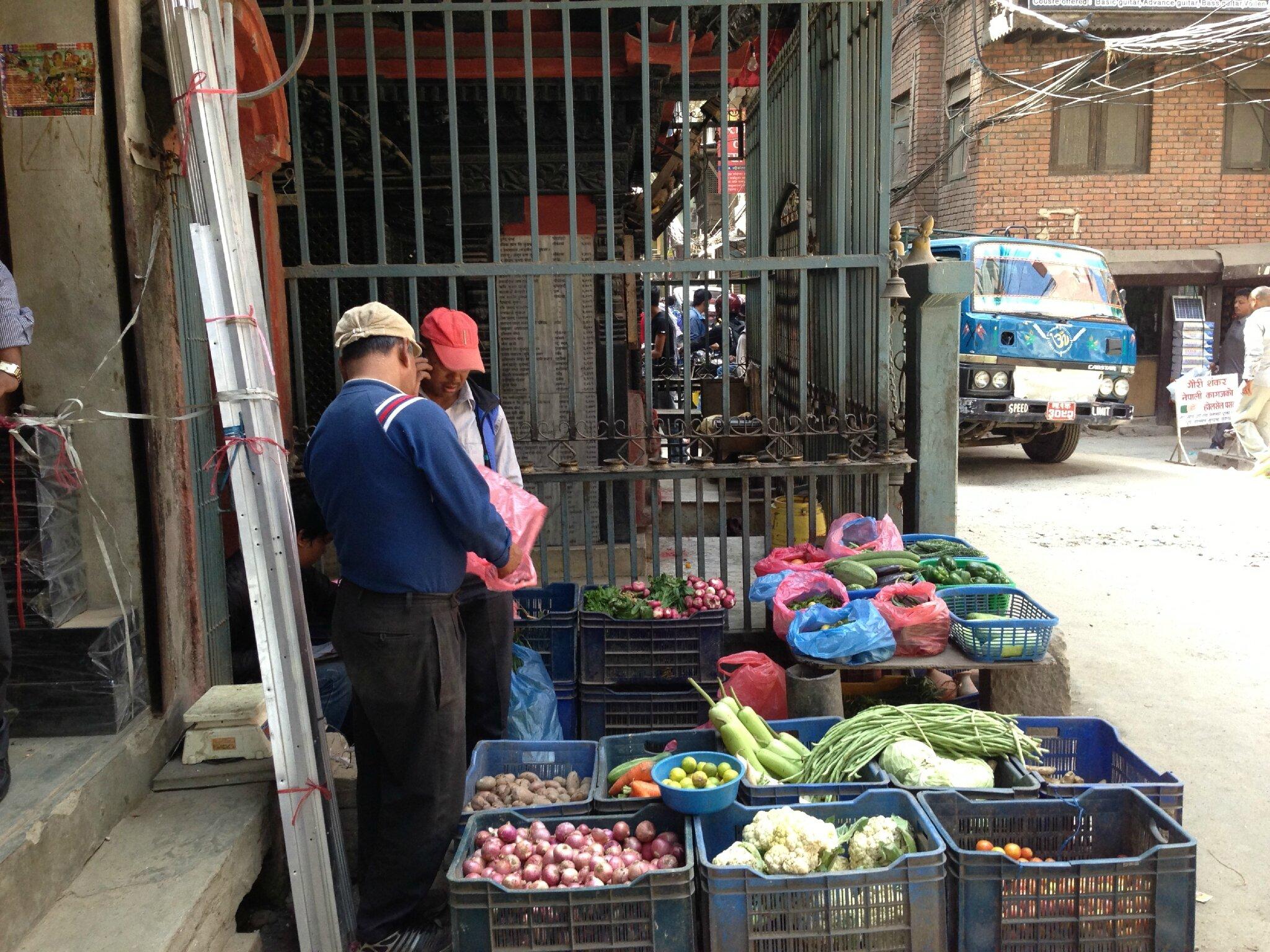 F&P Marché Kathmandu