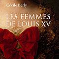 Les femmes de Louis XV