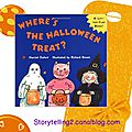Where's the <b>Halloween</b> Treat ? Séquence <b>Halloween</b>/Numbers, cycle 2