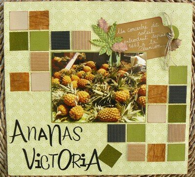 A comme...ananas!