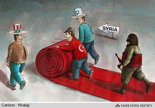 La vérité sur la guerre en Syrie, preuve à l'appui