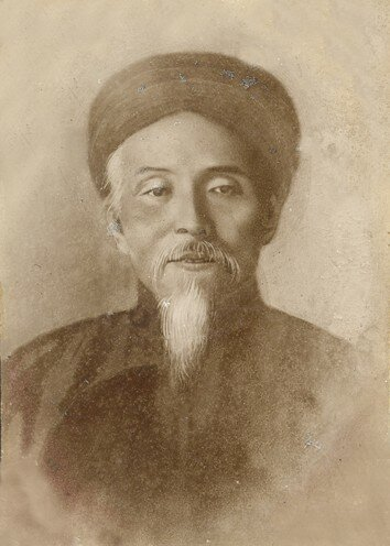 Portrait Truong Quang Thanh