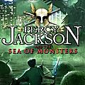 Percy jackson t 2 sea of monster de rick riordan