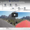 road <b>detection</b> for autonomous vehicule and advanced driver assistance systems