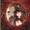 Joris Chamblain & <b>Aurélie</b> <b>Neyret</b>, Les Carnets de Cerise, Le zoo pétrifié (tome 1) / Le Livre d'Hector (tome 2)