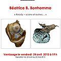 Béatrice B Bonhomme …recherches