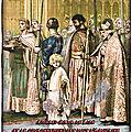 Richard Cœur de Lion et le couronnement des ducs d'Aquitaine à Limoges.