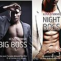 <b>Big</b> <b>Boss</b> T1 et Night <b>Boss</b> T2 de Léna Storme
