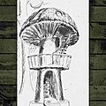 cabane champignon