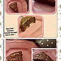 Douceur ... et chocolat 🍫mon moelleux choco / caramel beurre salé