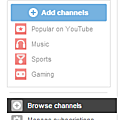 La plateforme de <b>You</b> <b>Tube</b> présente la vidéo de M-games-club