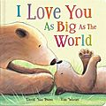 Séquence <b>Valentine</b>'s day : I love you as big as the world, cycle 2
