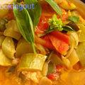 Zucchinata, courgettes à l'italienne