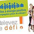 Familles a energie positive – saison 4 !!