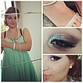 Outfit and make up of the day (mariage time)