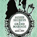 Petits secrets&grand mariage -Louise Allen