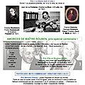 5 grandes thématiques concours2021 du VerbePoaimer, Bicentenaire naissance Baudelaire, centenaire Melik, Brassens...