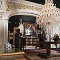 <b>Lustre</b> baroque de fabrication artisanale