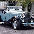 A Postwar Bentley of a type Prince Philip did not want to give back to its maker for sale at H&H